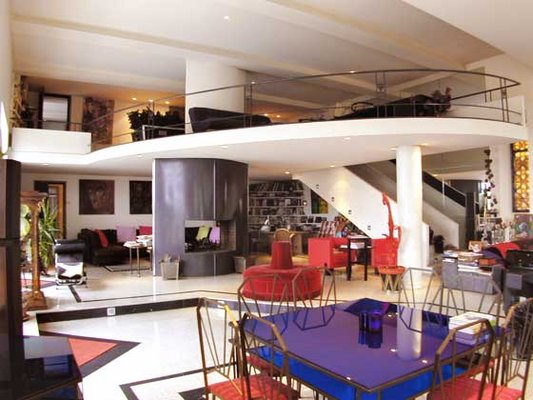 lofts new yorkais ou lyonnais fais toi la belle. Black Bedroom Furniture Sets. Home Design Ideas