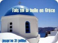 fais toi la belle en Grèce