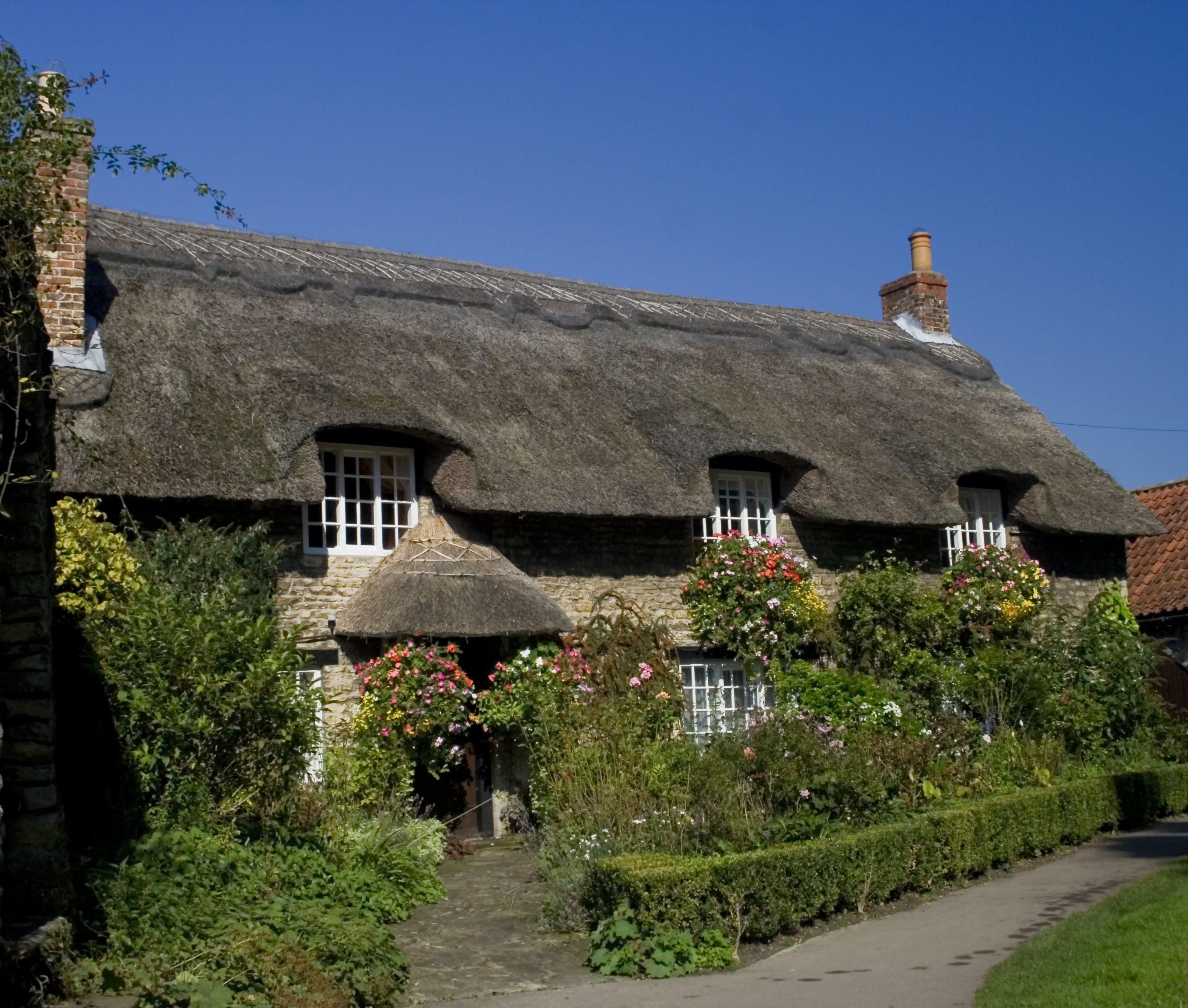 Le syndr me the holiday envie d un cottage en angleterre for Pictures of english country cottages