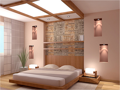 chambres inspiration japonaise fais toi la belle. Black Bedroom Furniture Sets. Home Design Ideas