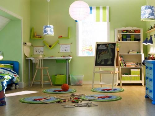 Chambres d enfants by ikea fais toi la belle for Chambre kids