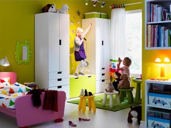 Chambres D Enfants By Ikea Fais Toi La Belle