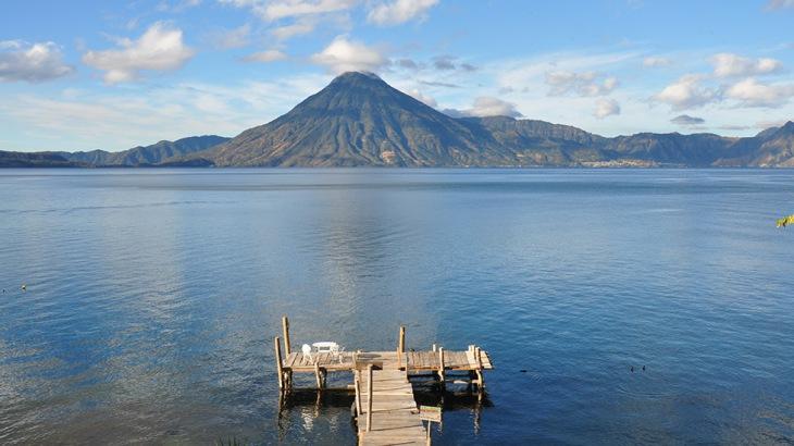 Guatemala - Lac Atitlan