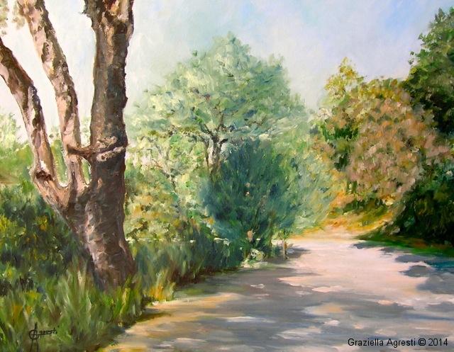 Sentier-en-Provence