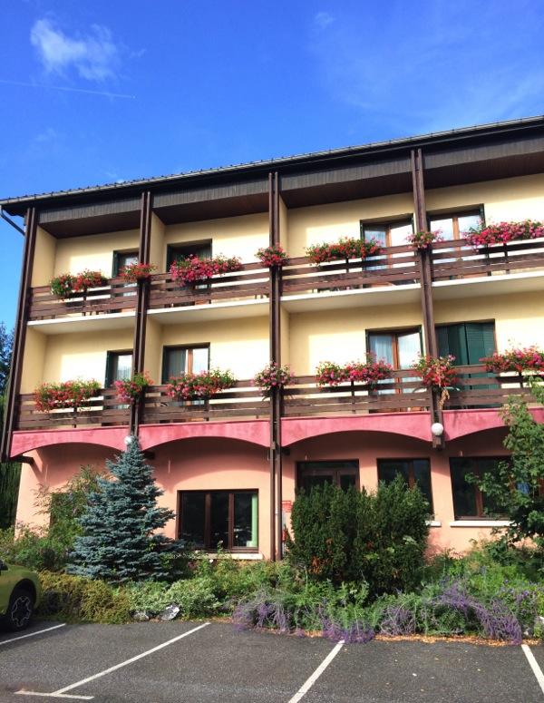 Hôtel Lacour