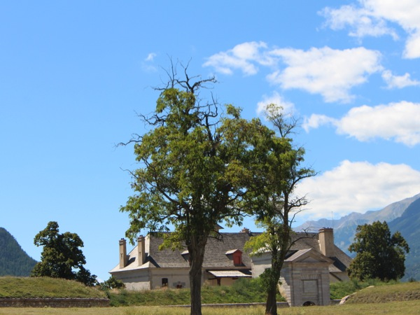 Mont-Dauphin dans lesHautes-Alpes