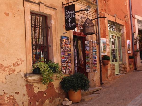 Roussillon Vaucluse