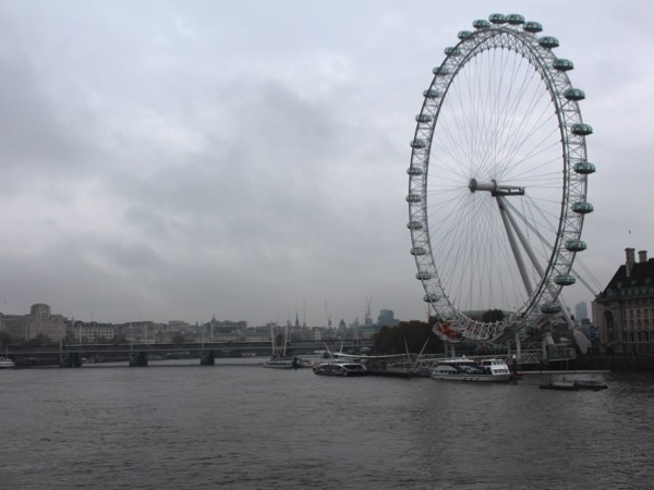 londres tamise