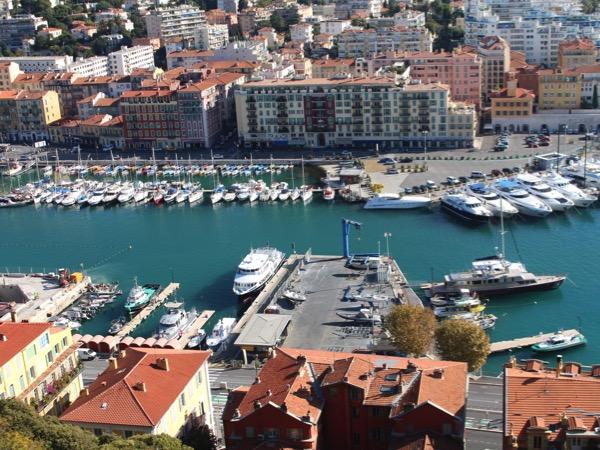Nice le port