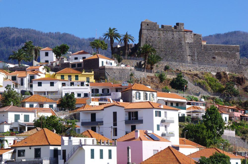 Funchal à Madère