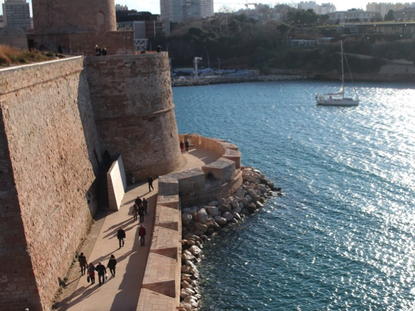 fort saint jean Marseille