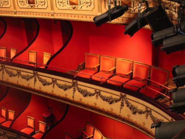 Le Théâtre du Jeu de Paume àAix-en-Provence
