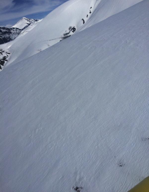 neige blanc alpe d'huez