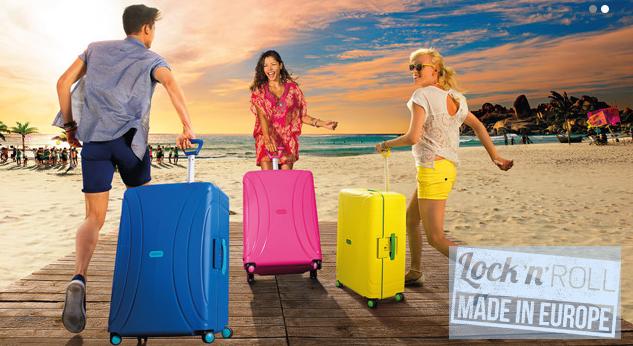 Des valises trèsestivales