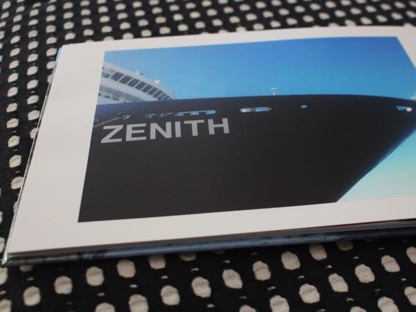 zenith croisières de france