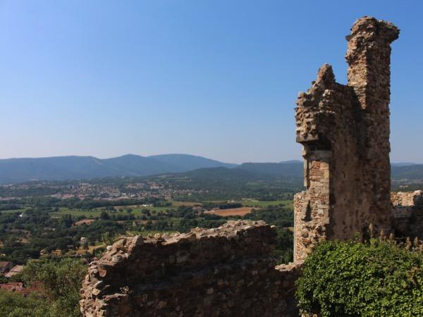 chateau de grimaud