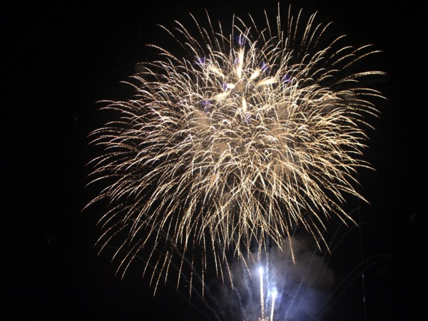 jeudis étoilés / feu d'artifice