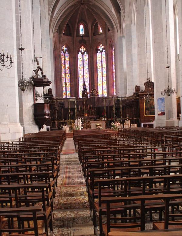 cathédrale saint claude