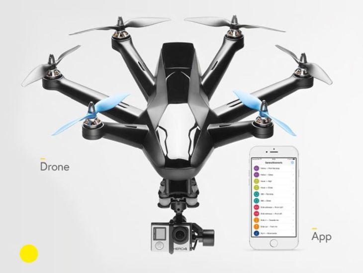 Drone_Hexo_