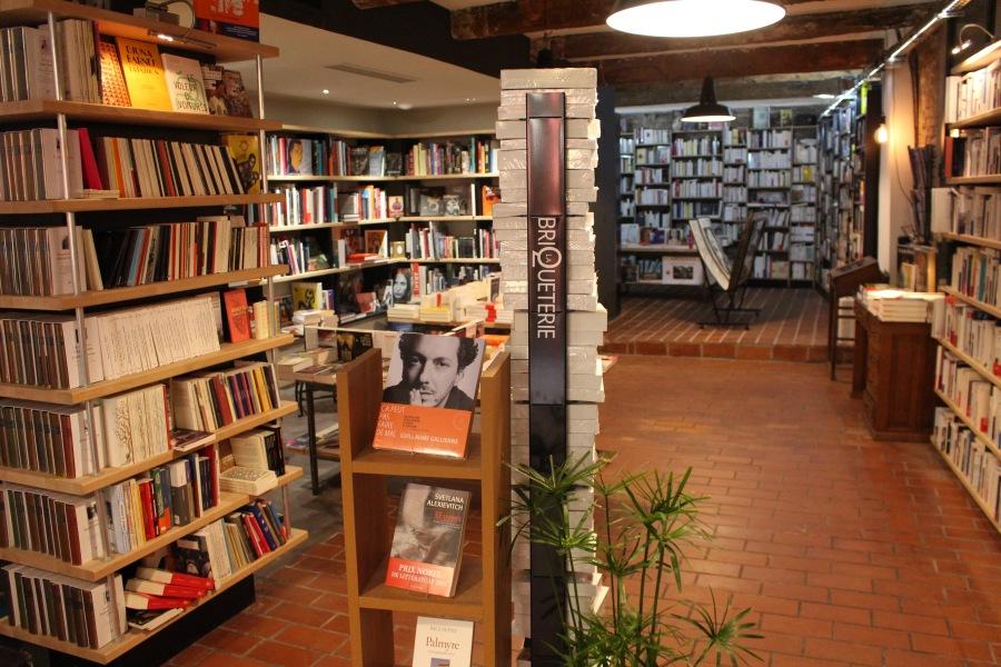 Librairie, concept store : LaBriQueterie