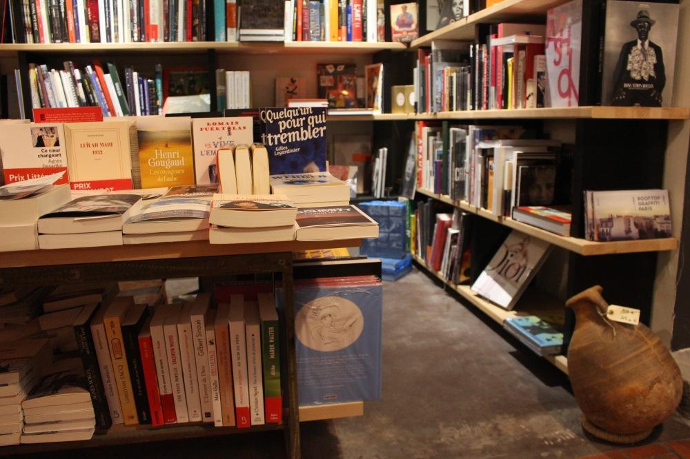 Librairie Briqueterie
