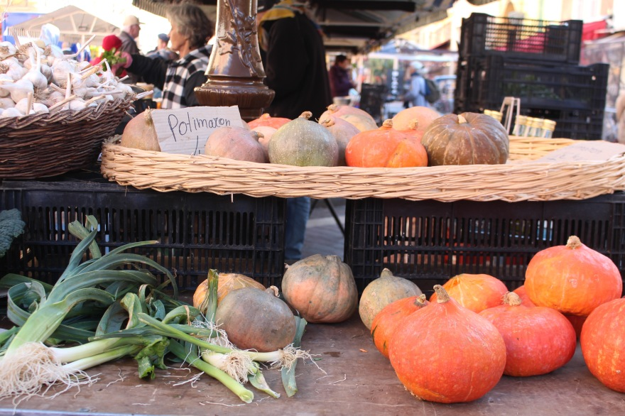marché cours saleya