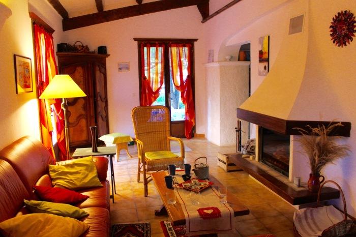 Maison de vacances entre lac etmontagne