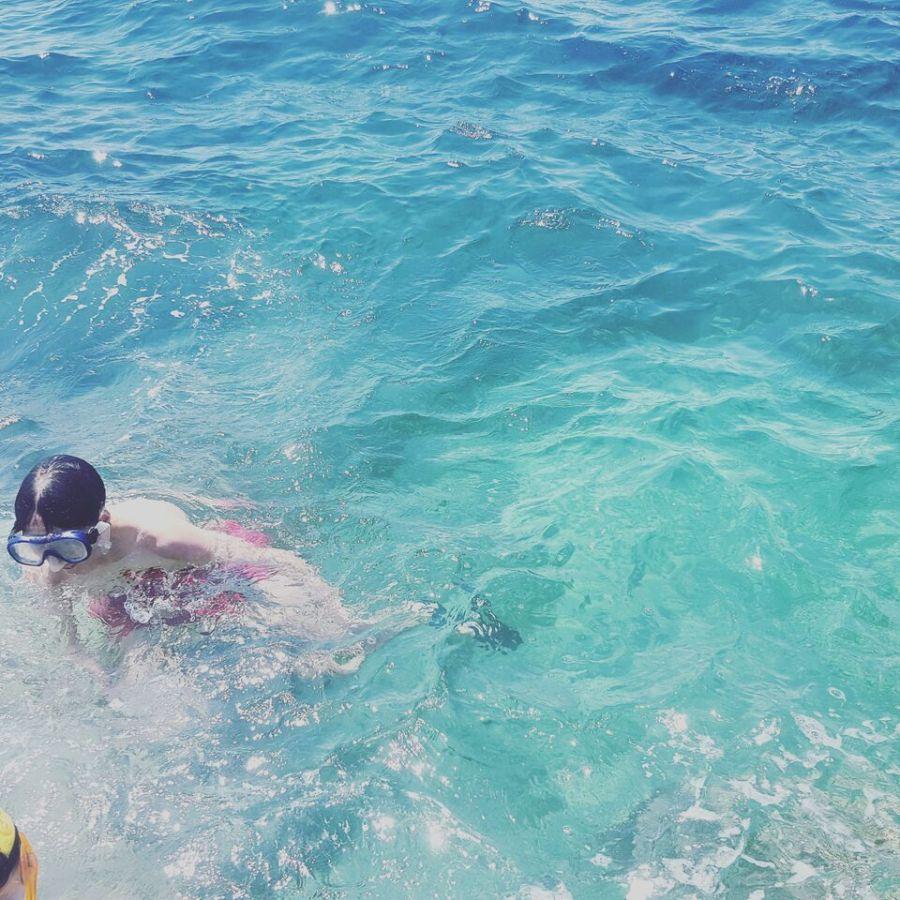 Se préparer à la première journée «mer»