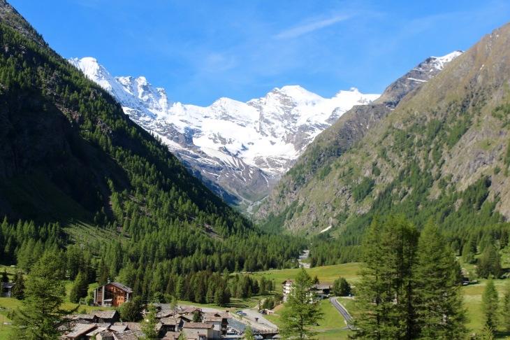 vallée d'aoste Gran paradiso