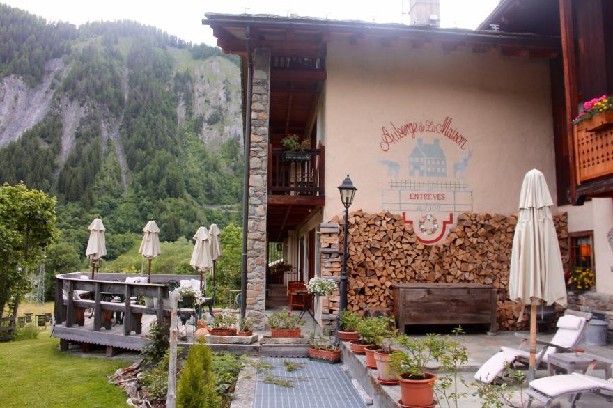 Hotel Auberge de la Maison Courmayeur