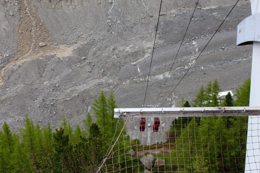 Grotte de glace Chamonix