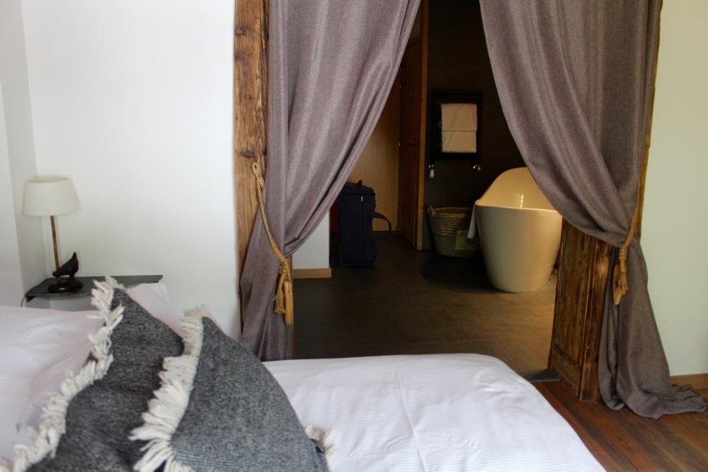Hermitage hôtel Chamonix