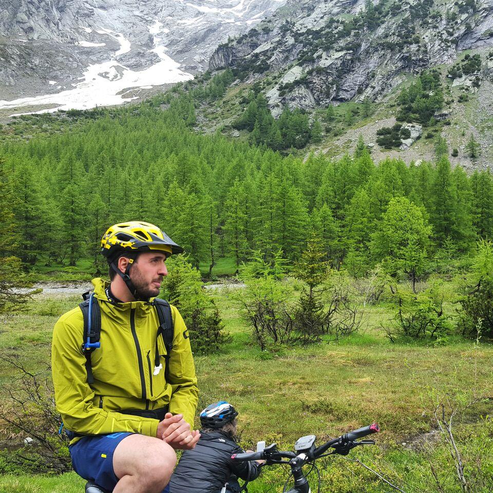 Luca VTT AE Val Ferret
