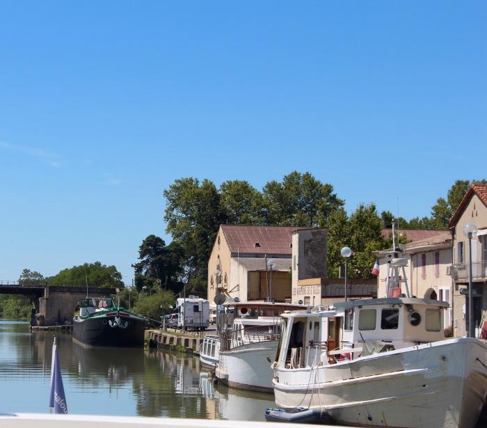 croisière fluviale Les Canalous