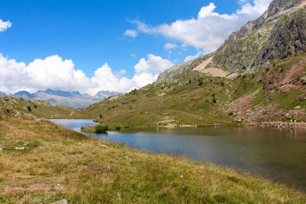 Lac Besson Alpe d'Huez