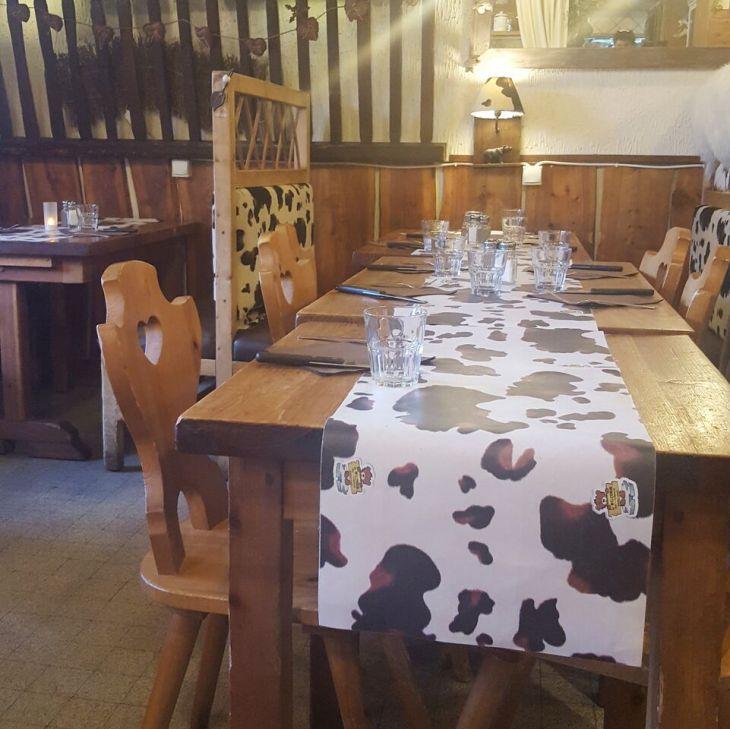 Restaurant Les Oursons Orcières Merlette