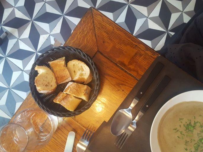 La Terasse Vezelay Restaurant