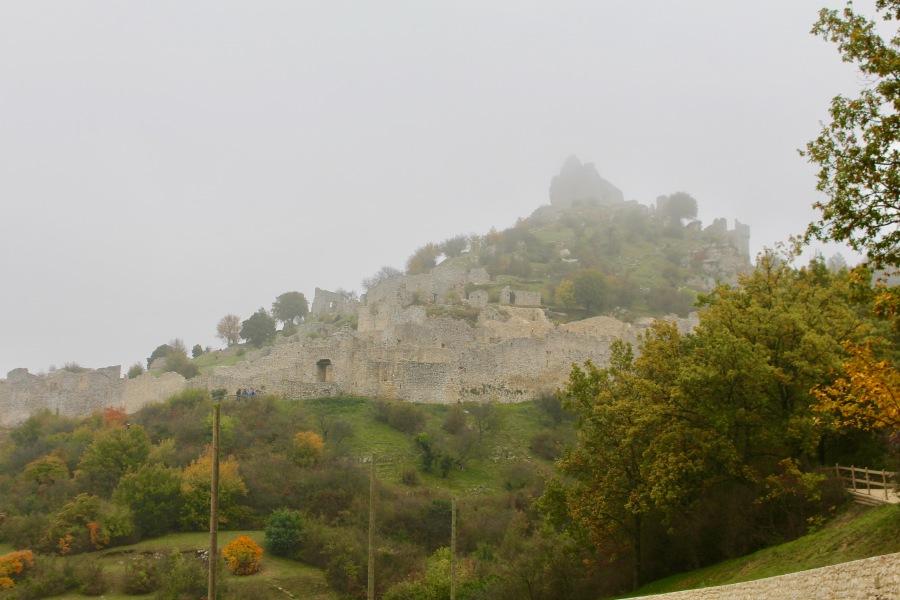 Le château deCrussol