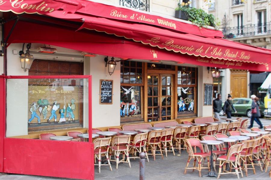 La Brasserie de l'IsleSaint-Louis