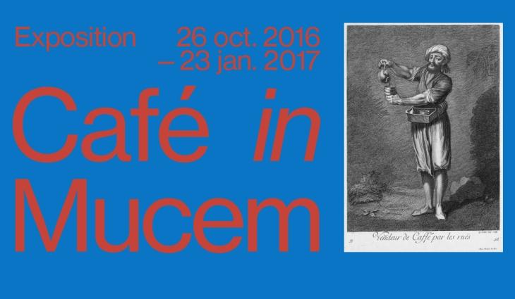 Mucem Café Marseille exposition