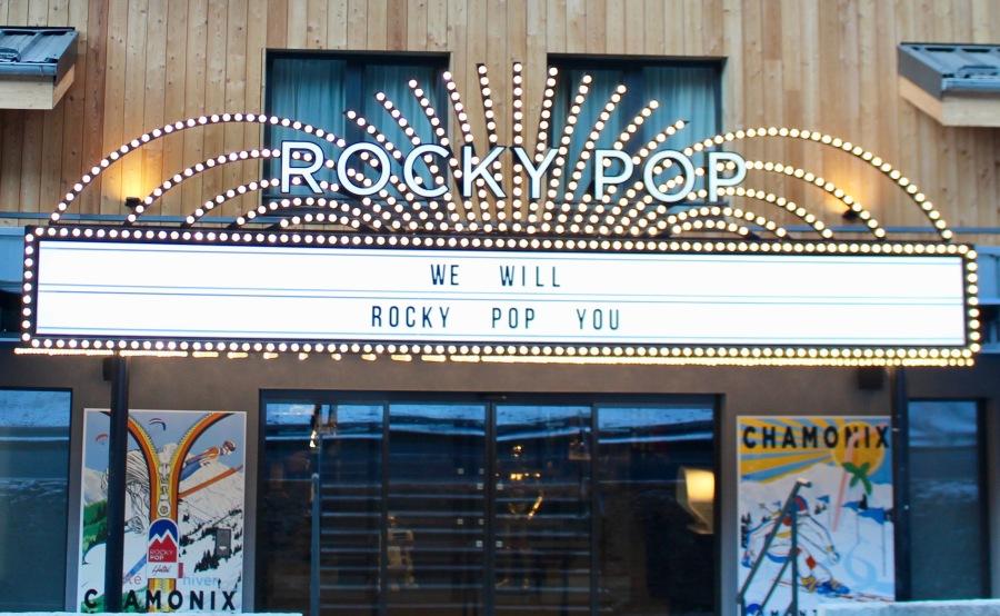 Rocky Pop expérience