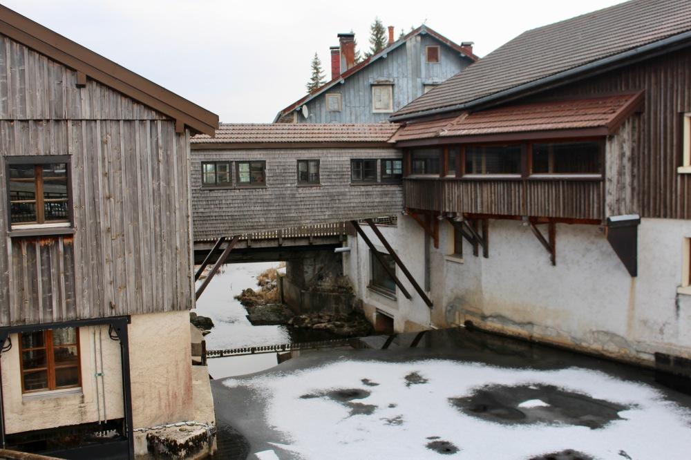 Bois d'amont / Jura