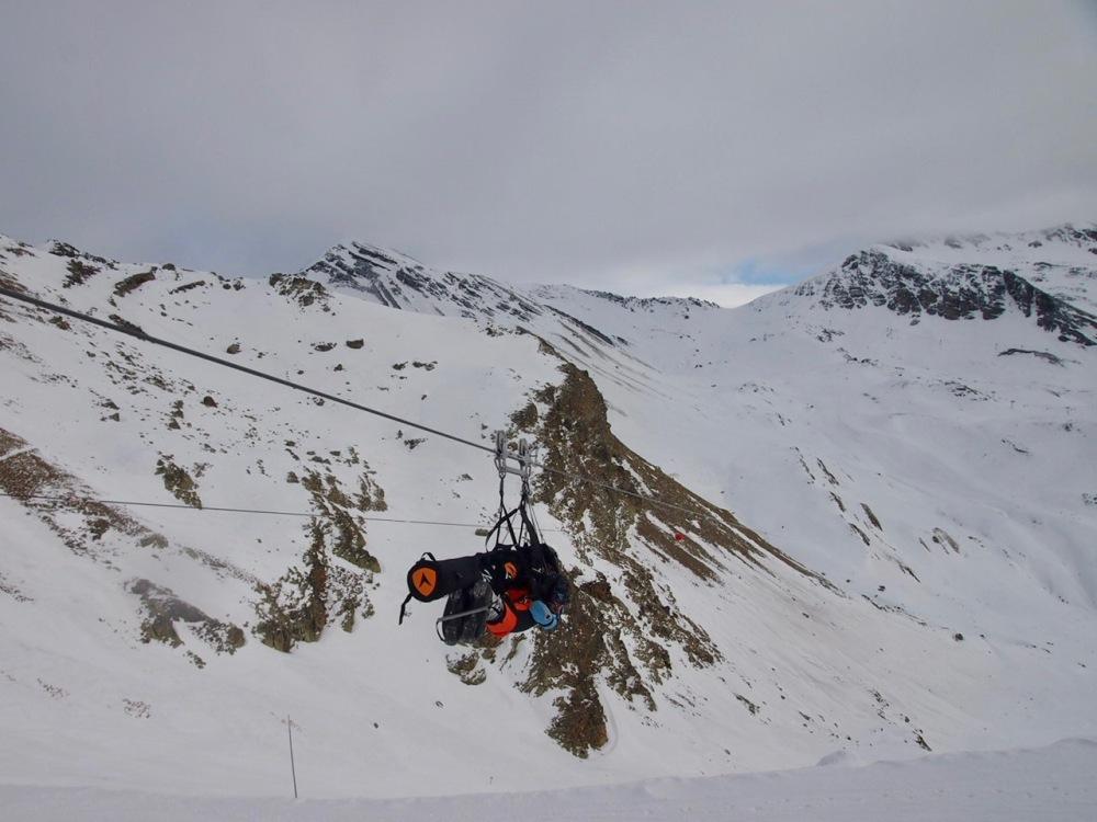 Orcières-Merlette tyrolienne