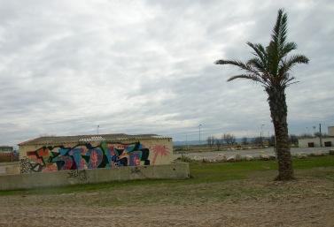 Etang de Berre à Marignane