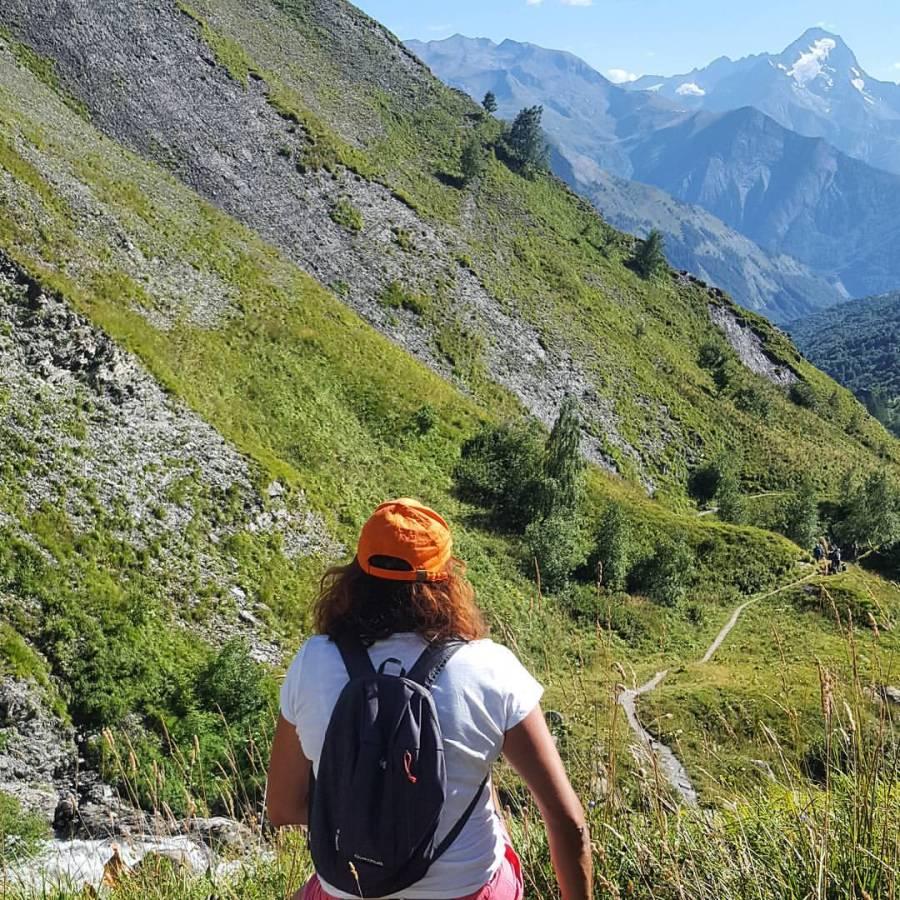 On fait quoi à la montagne l'été?