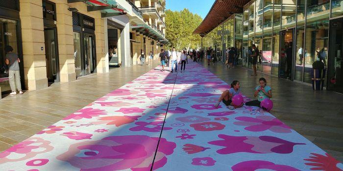 Les allées à Aix fêtent leur 10ans