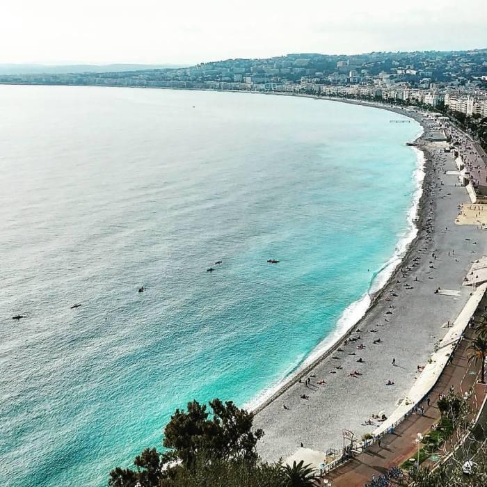 Découvre Nice le temps d'unweek-end