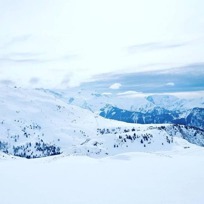 Les 5 stations de ski les plus présentes surInstagram